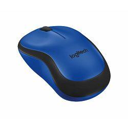 Miš LOGITECH M220 bežični plavi