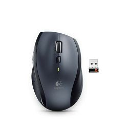 Miš LOGITECH M705, laserski, bežični, srebrni, Unifying receiver USB