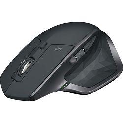 Miš LOGITECH MX Master 2S (bežični, tamnosiva)