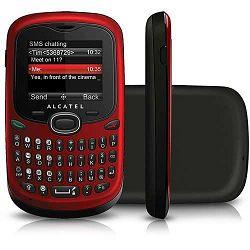 Mobitel ALCATEL ONE TOUCH 255D CHERRY crveni