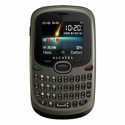 Mobitel ALCATEL OT-255D titanium sivi