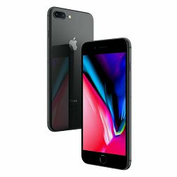 Mobitel APPLE iPhone 8 Plus 64GB space gray + poklon powerbank 6000 mAh