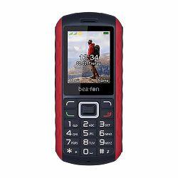 Mobitel BEAFON AL550 crno-crveni