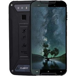 Mobitel CUBOT Quest 4G 64GB DS crni