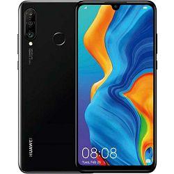 Mobitel HUAWEI P30 Lite 128GB 4GB RAM DS midnight black + poklon prijenosni zvučnik HUAWEI SoundStone