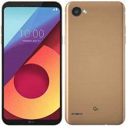 Mobitel LG Q6 DS crno zlatni