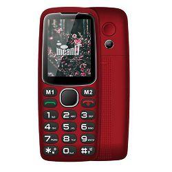 Mobitel MEANIT SENIOR 10 crveni