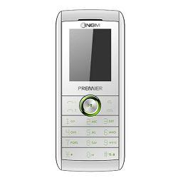 Mobitel NGM PREMIER bijeli zeleni