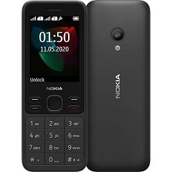 Mobitel NOKIA 150 (2020) Dual SIM Black