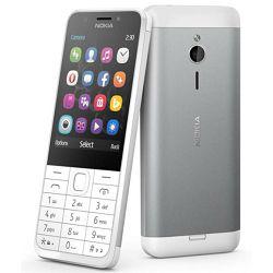Mobitel NOKIA 230 DS srebrna