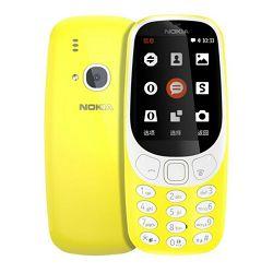 Mobitel NOKIA 3310 (2017) DS žuta