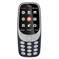 Mobitel NOKIA 3310 (2017) Dual SIM tamno plavi