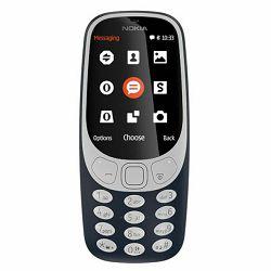 Mobitel NOKIA 3310 (2017) Dual-SIM tamnoplavi