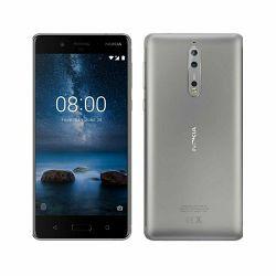 Mobitel NOKIA 8 4G DUAL SIM srebrna