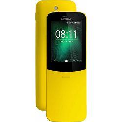 Mobitel NOKIA 8110 4G DS banana yellow
