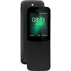 Mobitel NOKIA 8110 4G Dual-SIM traditional black