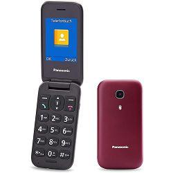 Mobitel PANASONIC KX-TU400EXR crveni