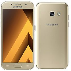 Mobitel SAMSUNG GALAXY A3 (2017) A320F 4G 16GB zlatni