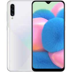 Mobitel SAMSUNG GALAXY A30s 64GB DS bijeli