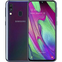 Mobitel SAMSUNG GALAXY A40 DS 64GB crni