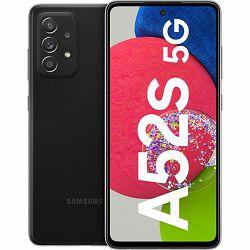Mobitel SAMSUNG GALAXY A52S 5G 128GB crni