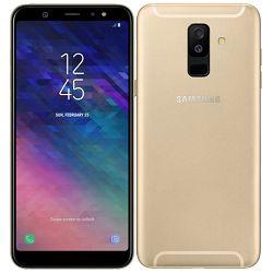 Mobitel SAMSUNG GALAXY A6 2018 32GB DS gold + poklon powerbank 6000 mAh