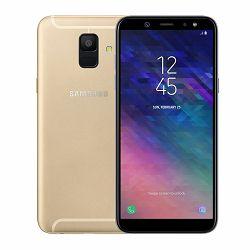 Mobitel SAMSUNG GALAXY A6 (2018) A600 4G 32GB DS crni + poklon powerbank 6000 mAh