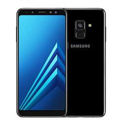 Mobitel SAMSUNG GALAXY A8 (2018) 4G 32GB Dual SIM crni + poklon powerbank 6000 mAh