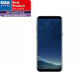 Mobitel SAMSUNG GALAXY S8+ SM-G955F 64GB crni + poklon power bank