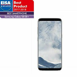Mobitel SAMSUNG GALAXY S8+ 64GB srebrni + poklon power bank