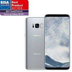 Mobitel SAMSUNG GALAXY S8 SM-G950F 64GB 4G arctic silver