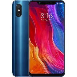 Mobitel XIAOMI Mi 8 4G 128GB DS plavi