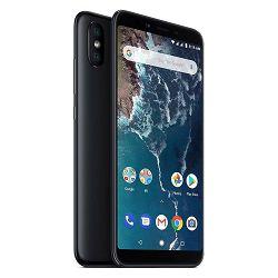 Mobitel XIAOMI Mi A2 64GB DS crni + poklon powerbank 6000 mAh