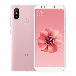 Mobitel XIAOMI Mi A2 64GB DS rose gold + poklon powerbank 6000 mAh