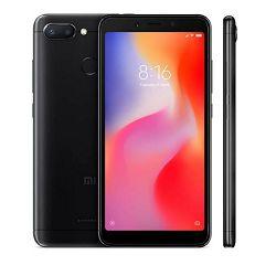 Mobitel XIAOMI Redmi 6 4G 32GB DS crni