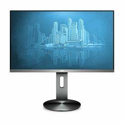 Monitor AOC LED 23,8 i2490PXQU (VGA, HDMI, DP, zvu. HAS)