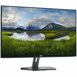 Monitor DELL S-series SE2719H 27in, 1920x1080, FHD, IPS Antiglare, 16:9, 1000:1, 300cd/m2, 8ms/5ms, 178/178, HDMI, VGA, Tilt, 3Y