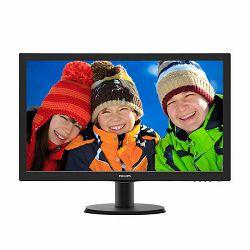 Monitor PHILIPS 23,6 243V5LHAB5 (LED, VGA, DVI, HDMI)