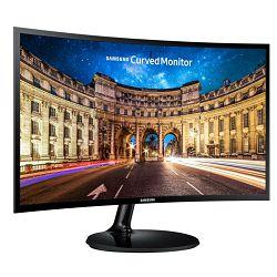 Monitor SAMSUNG 27 LC27F390FHUX zakrivljeni (27, FHD,  D-Sub, HDMI)