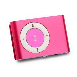 MP3 player MIKADO MD-87 rozi + memorijska kartica 32GB
