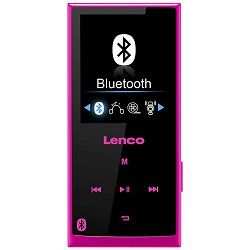 MP4 player LENCO XEMIO-760 BT pink