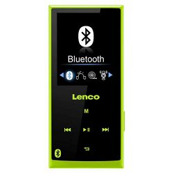 MP4 player LENCO XEMIO-760 BT zeleni