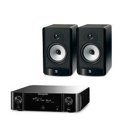Mrežna linija Marantz M-CR511 + Boston Acoustics A25 zvučnici