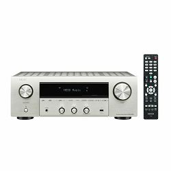 Mrežni receiver DENON DRA-800H srebrni (Wi-Fi, Bluetooth, Airplay, HEOS)