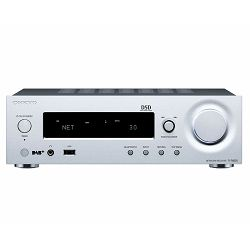 Mrežni stereo receiver ONKYO R-N855 srebrni
