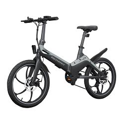 Električni bicikl MS ENERGY i10 black grey