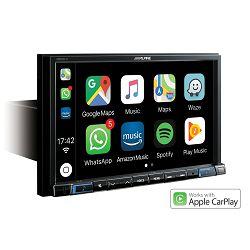 "Multimedija i navigacija ALPINE X803D-U (8"", TomTom karte, Apple CarPlay, Android Auto)"