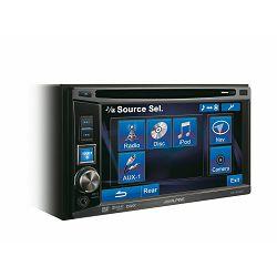 Multimedija ALPINE IVE-W530E (USB, CD, iPhone/iPod)