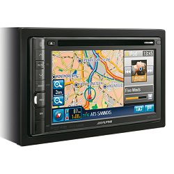 Multimedijska jedinica i navigacija ALPINE INE-S900R  (Bluetooth, USB, CD, DVD, iPhone/iPod)