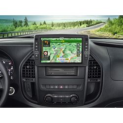 Navigacija ALPINE X902D-V447 za Mercedes Vito (9
